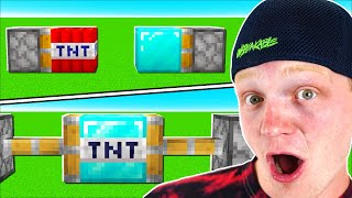 Testing Minecraft Secret Creations That 100% WORK!