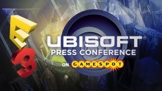 Ubisoft Press Conference E3 2013 [720p]