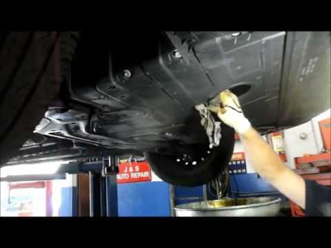 How To Change The Oil And Filter On A Hyundai Sonata