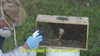 9  Using Oxalic Acid to Control Varroa Mites 111116