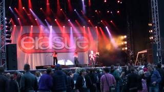 Erasure - A Little Respect (Live Hultsfredsfestivalen 2011-07-15 , HD Stereo)