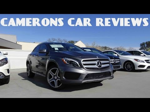 2016 Mercedes-Benz GLA Class (GLA250) 2.0 L Turbo 4-Cylinder Review | Camerons Car Reviews