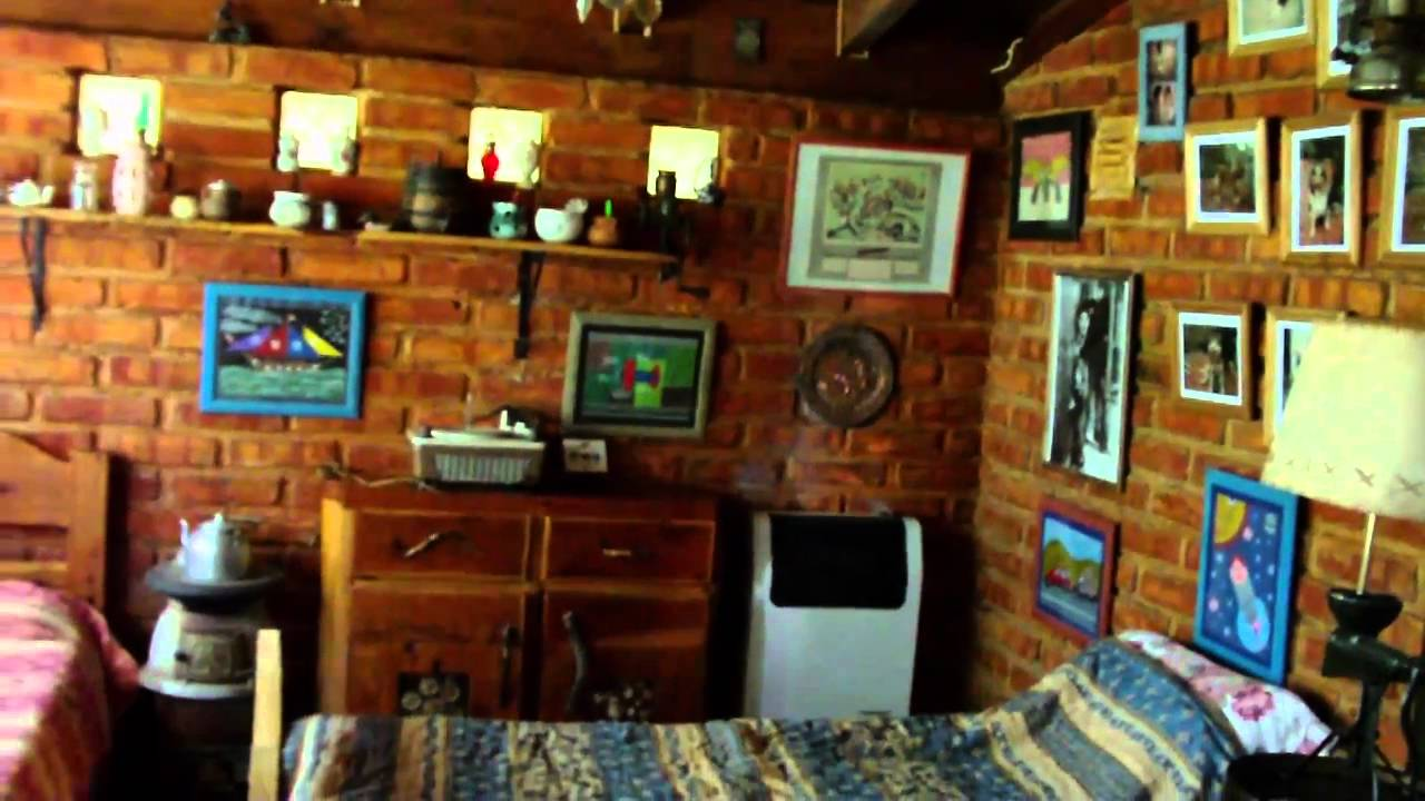 Caba a con decorado particular youtube - Ideas para amueblar una habitacion pequena ...