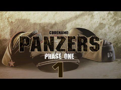 Прохождение Codename Panzers: Phase One #1 - Аэродром - Польша [Германия]