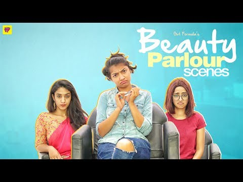 Beauty Parlour Scenes | Girl Formula | Chai Bisket