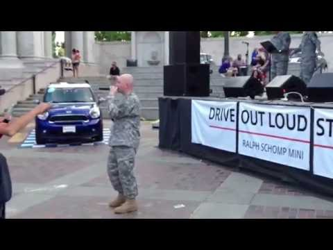 Mile High 101 - 101st Army band with the Colorado National Guard