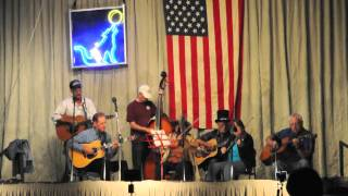 RV Park Band - Furnace Creek, CA - Compadres of the Sierra Madre