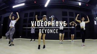 videophone beyonce step choreography
