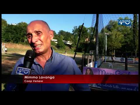 Servizio La Nuova Tg ''Arena Marisol beach volley'...