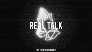 [FREE] Drake x Lil Baby x Tay Keith Rap Type Beat ''Real Talk'' | Hard Instrumental | Mayzin Boy