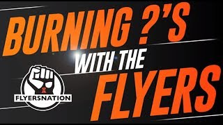 Players Talk: What would the Flyers save in a fire?