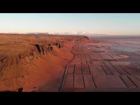 Iceland 4K | Drone & Dji Osmo Mobile 3 & iPhone 11