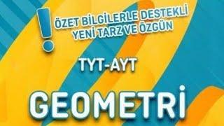 Endemik Tyt Ayt Geometri Yeni Tarz Sorular Dik Üçgen Test 1 Çözümleri