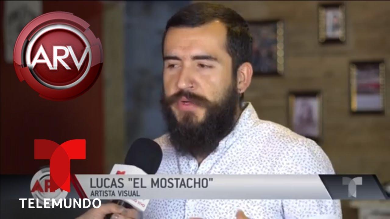 lucas-el-mostacho-expone-su-barba-original-al-rojo-vivo-telemundo