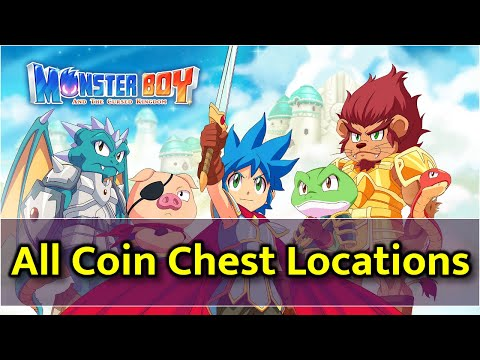 Monster Boy and the Cursed Kingdom - Coin Chest Locations thumbnail