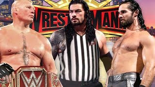 Predicting The Entire WWE WrestleMania 35 Match Card After Elimination Chamber 2019