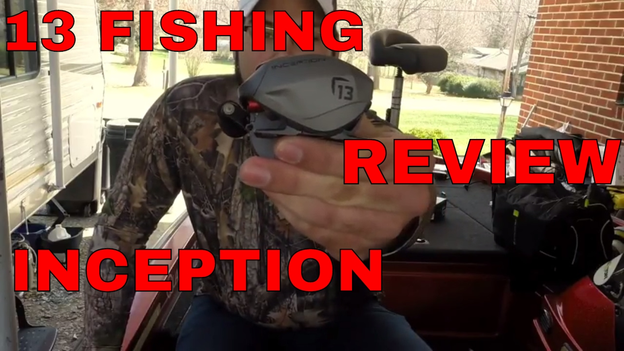 13 fishing inception reel review youtube