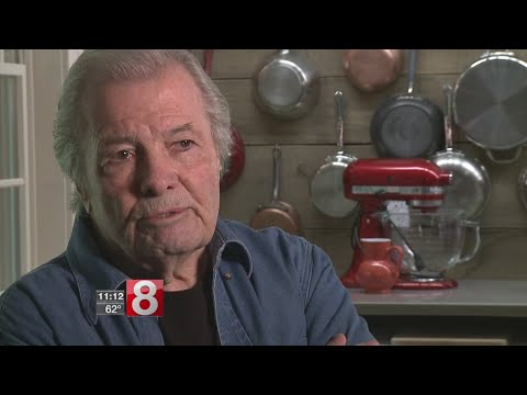 Celebrity Chef Jacques Pépin remembers life and legacy of Anthony Bourdain