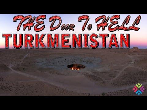 THE DOOR TO HELL TURKMENISTAN