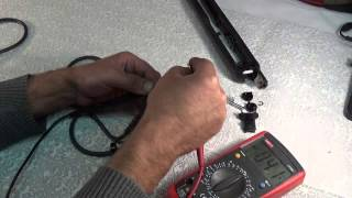 фен Irit IR-3150 ремонт