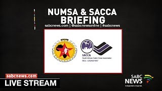 NUMSA and SACCA brief members on mediation with management