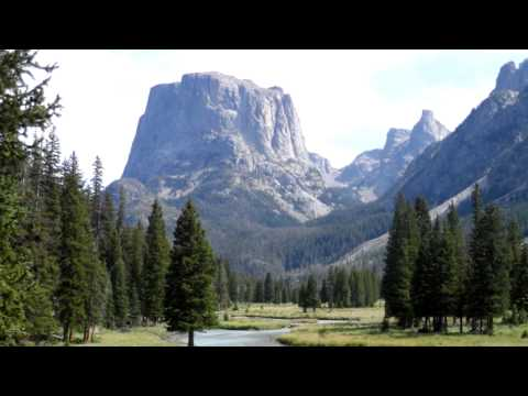 Continental Divide Trail 2013: Wyoming and Montana