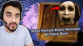 Scary Footage People Recorded At Their Home || Aamer's Den