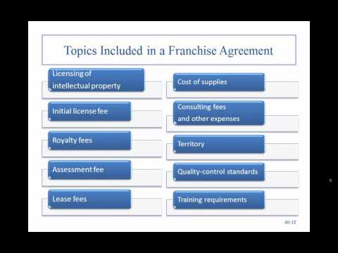 Business Law II - Professor Sharma (Lecture 9, Chapter 40 -