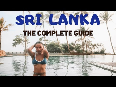 SRI LANKA complete travel guide!