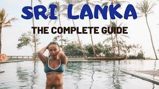 Gambar cover SRI LANKA complete travel guide!