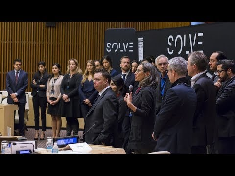 Solve Challenge Finals: Sustainable Urban Communities Pitch Session