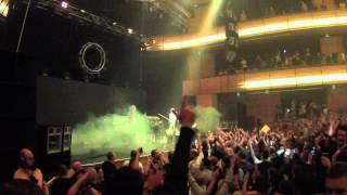 Born Slippy (Nuxx) - Underworld. Live at Sage Gateshead 2015. GoPro Hero 3