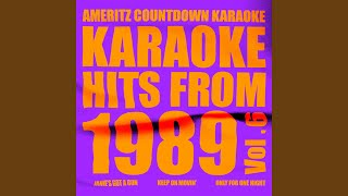 If Only for One Night (In the Style of Luther Vandross) (Karaoke Version)
