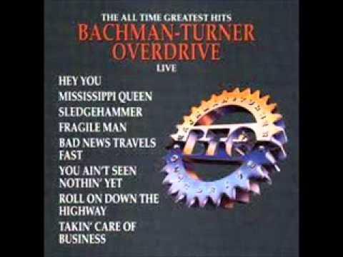 Bachman Turner Overdrive Hey You
