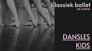 DANSLES: klassiek kids 2
