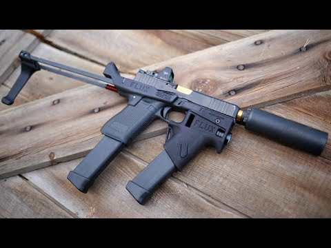 Flux Defense G17: The Best Glock Ever?