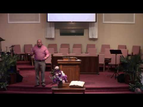 Sermon -- Chris Walls -- July 10, 2016