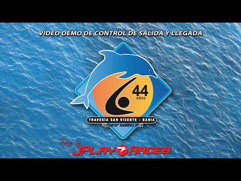44° Travesia San Vicente - Bahia de Caraquez Video DEMO