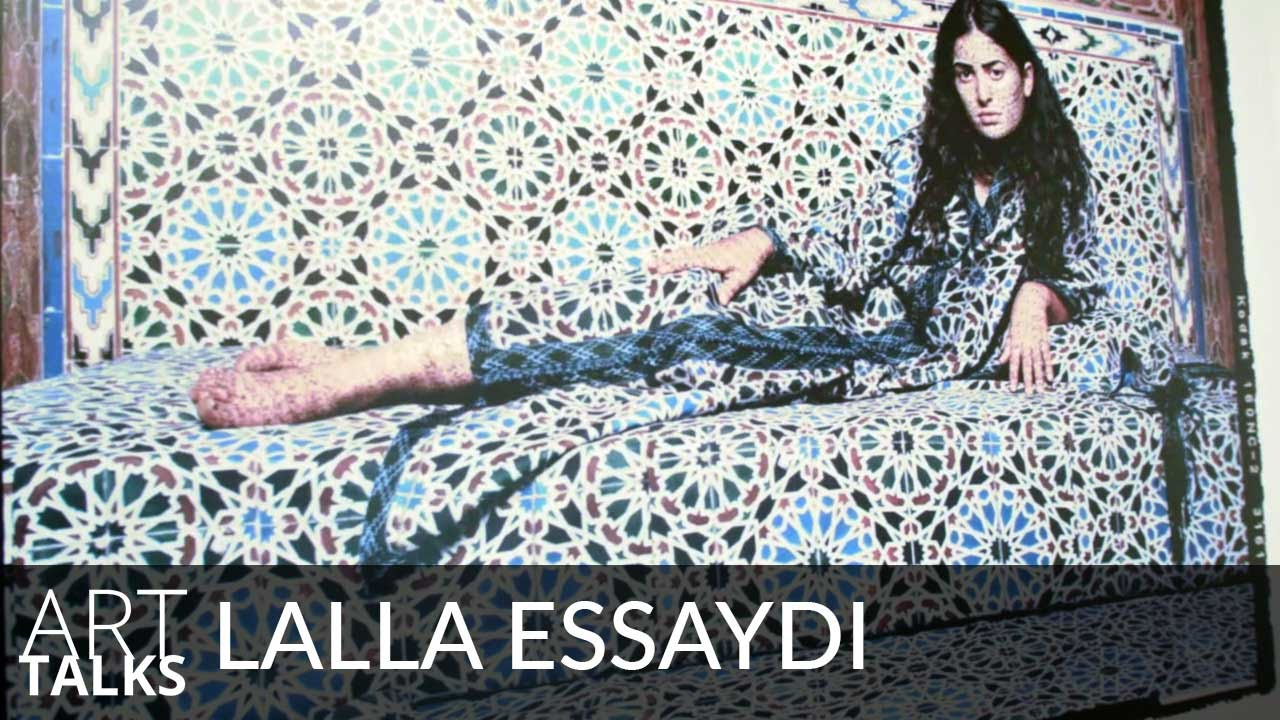 Lalla Essaydi: Challenging Perceptions of the Arab Woman