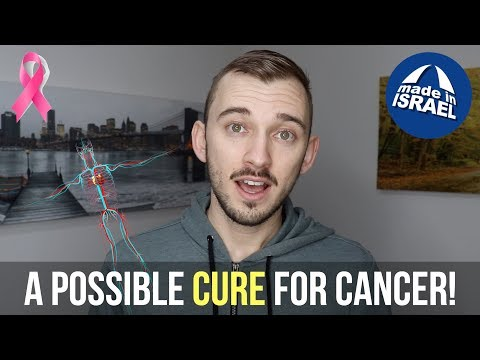 Israel Discovers Possible Cure For Cancer