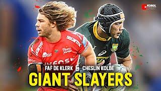 Cheslin Kolbe & Faf De Klerk  The Giant Slayers   2020