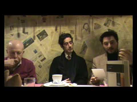 Presentación del libro  CIELO, de Javier Lostalé, en el restaurante Saporem de Madrid