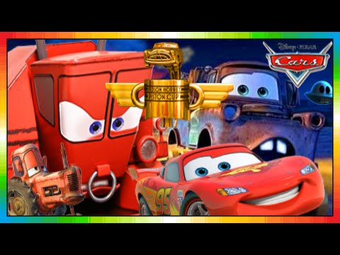 Cars English Disney Kids Movie Cars Toons Toon With Mcqueen