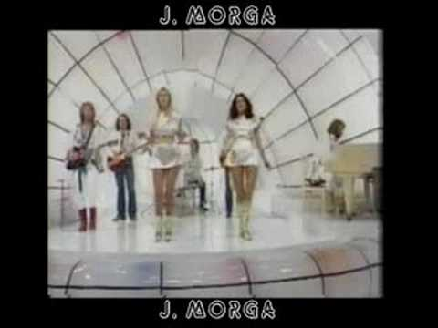 ABBA(ABBACADABRA)IF IT WASN`T FOR THE ... VIDEO BY J. MORGA