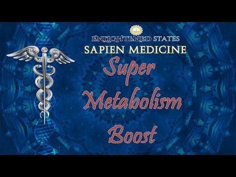 Super Metabolism Boost and Weight Loss with Cellulite Reduction