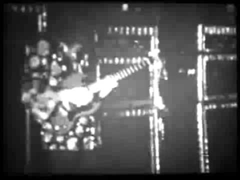 'Step on the Barge'  The electric bOSONS live at 'Zaal Den Breughel' 1974 enhanced