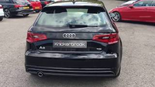 Audi A3 Sportback S-Line 2014 Videos