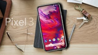 DID Google Just gave us a hint about Pixel 3 XL and its beautiful b...