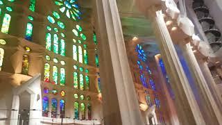 Sagrada Familia Barcellona..