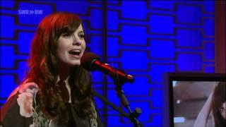 Marit Larsen - Coming Home (Live / Acoustic @ SWR3latenight - 12.11.2011)